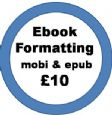 Mobi & Epub Ebook Format (From MS Word)